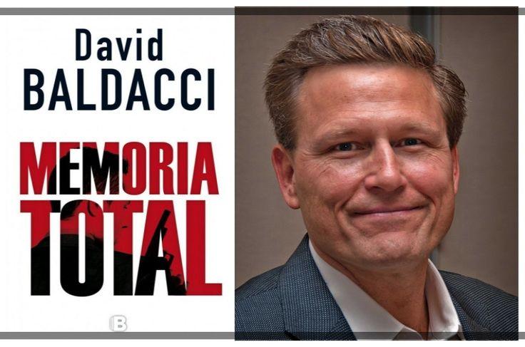 Memoria total. David Baldacci empieza una nueva serie. - http://www.actualidadliteratura.com/memoria-total-david-baldacci-nueva-serie/
