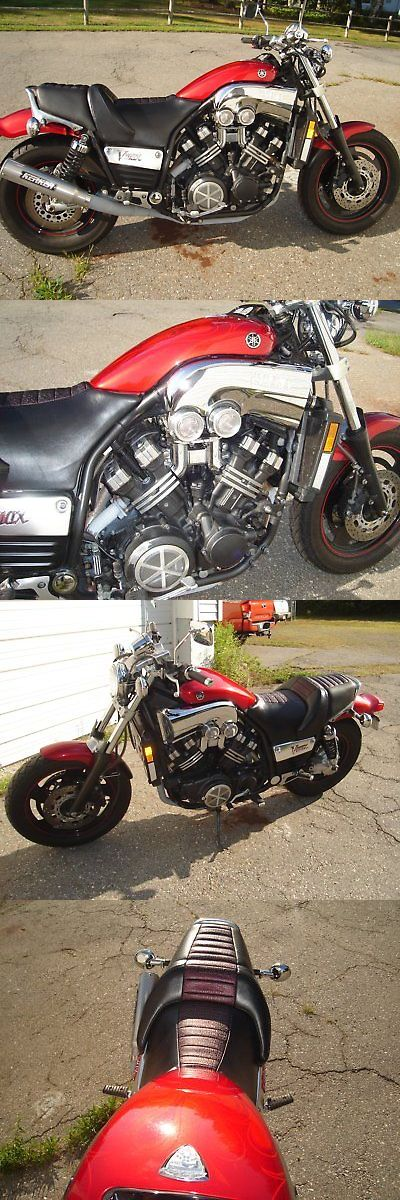 Motorcycles: 2005 Yamaha V Max 2005 Anniversary Yamaha Vmax Motorcycle -> BUY IT NOW ONLY: $2550 on eBay!