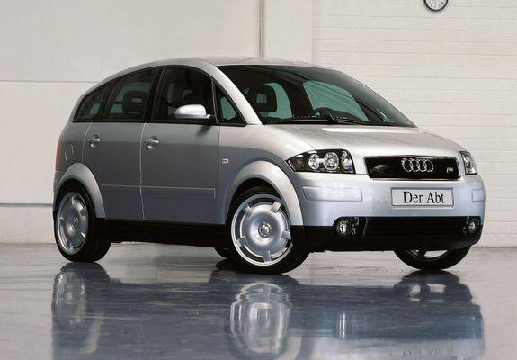 Audi A2 Abt