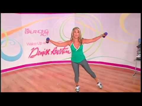 Denise Austin - Interval training