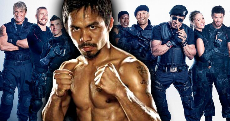 Manny Pacquiao Not in 'Expendables 4' Confirms Stallone -- After originally teasing that Manny Pacquiao may have a role in 'The Expendables 4', Sylvester Stallone reveals the boxer was never cast. -- http://movieweb.com/expendables-4-cast-manny-pacquiao/