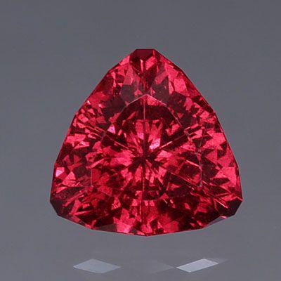 Rhodolite Garnet gemstone from John Dyer
