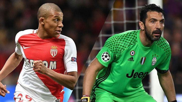Ювентус-Монако 3 мая 2017. Лига чемпионов. 1/2 финала. Прямая трансляция...