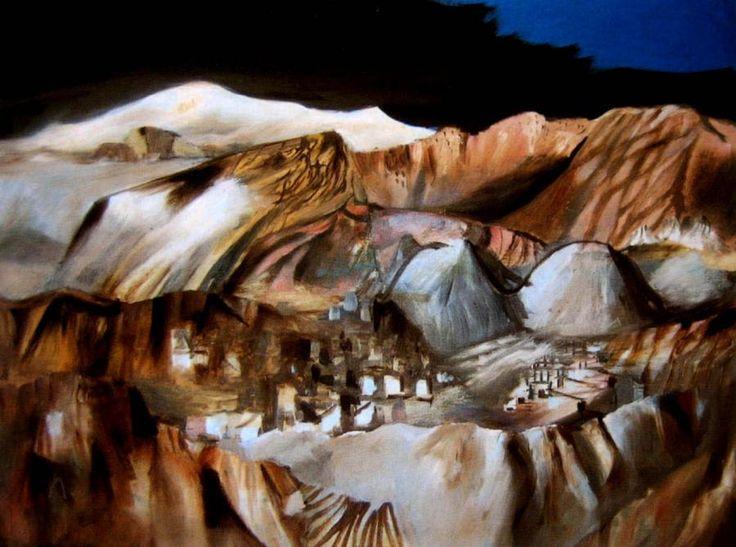 Sidney Nolan: Greek Village