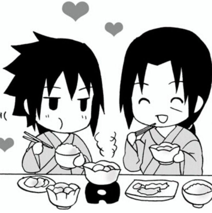 Sasuke & Itachi Chibi | Dattebayo! | Pinterest