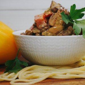 Pasta Lagondola