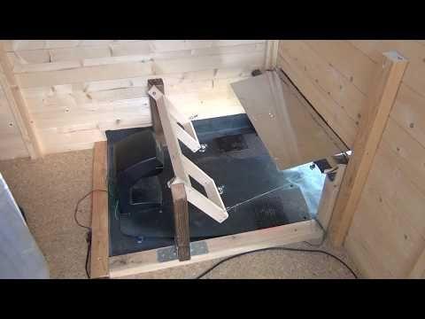 AM220AC Garage pour Automower Lulu – YouTube