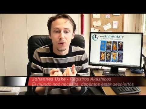 ¿Qué son los Regístros Akáshicos? | Conexión con el Ser Superior. Más info en: www.johannesuske.com