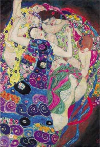 Klimt was Tantric whether he knew it or not!