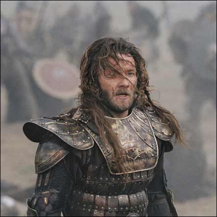 "Gawain from the movie ""King Arthur"""