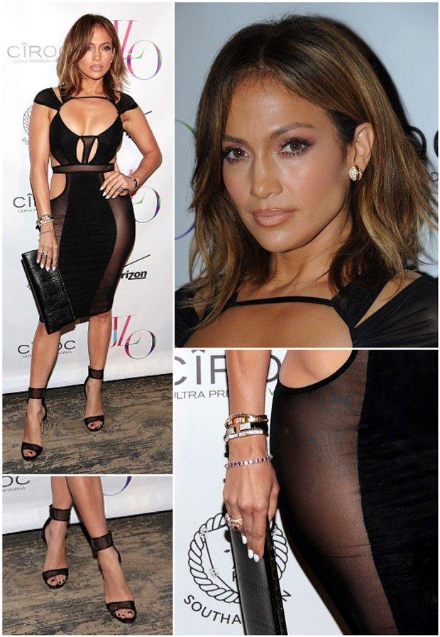 Feliz AniversáRio, Jennifer Lopez (E Sua DefiniçãO De Pretinho BáSico)!