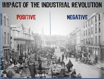 consequences of the industrialization of america Negative effects on women during the industrial revolution in both england and the united states, women often worked in unsafe and unsanitary working conditions, as factory work was not.
