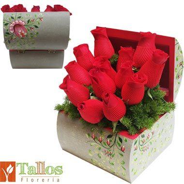 Arreglos Florales | Florerias en Lima Peru | Flores en Lima, Enviar Rosas | Floreria Tallos | Amor y Amistad