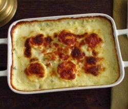 Imagem de Bacalhau no forno com ovo e béchamel | Food From Portugal