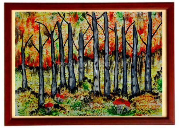 Пластилинография для младших школьников (1-2 класс) Осень ...