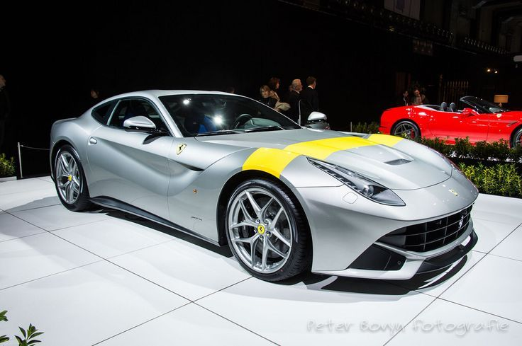 Ferrari F12berlinetta 'Tour de France 64'