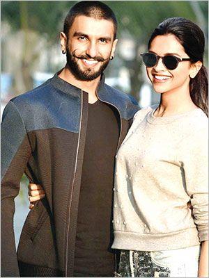 Ranveer Singh, who along with Deepika Padukone won the Best On-screen Jodi of The Year ....