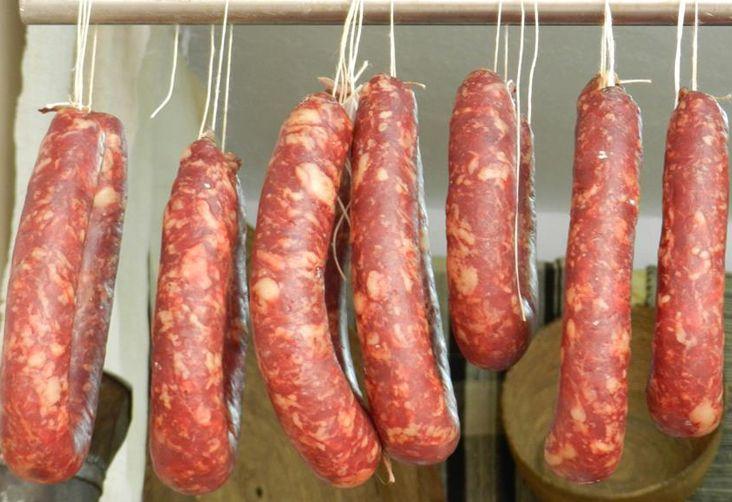 Salsiccia #sausage #recipe #sardegna #sardinia