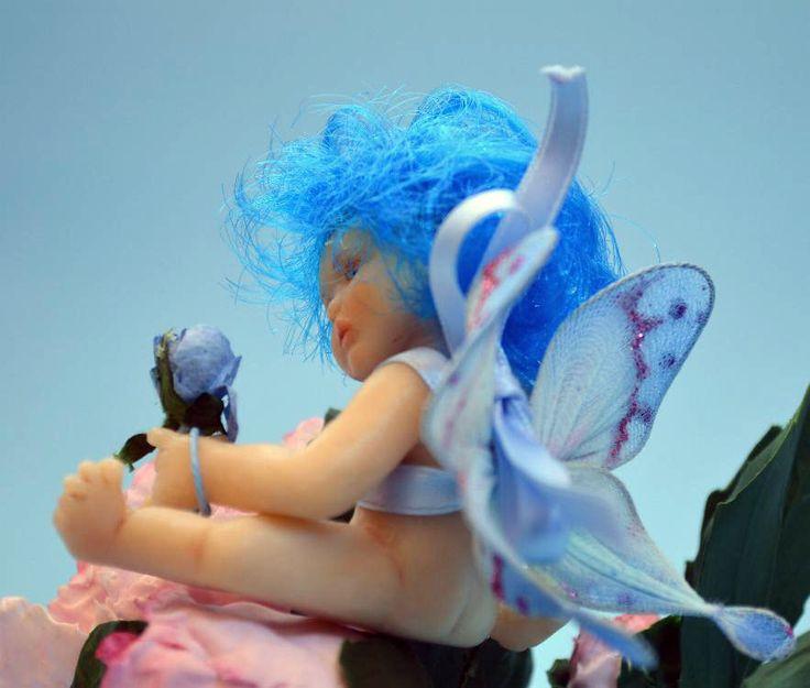 Fiorellino, l'ultima nata, è una piccola farfallina.
