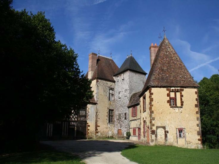 Seigneurie d 'Alleray in CHOUE (41170): Wedding room rental reception room - 1001 Salles