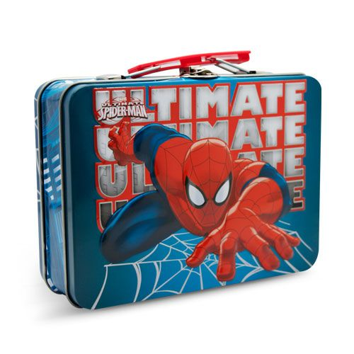 Spiderman Lunch Box – BLJ Candy Toys | Manufacturer,Distributer and Exporter Candy Toys in China