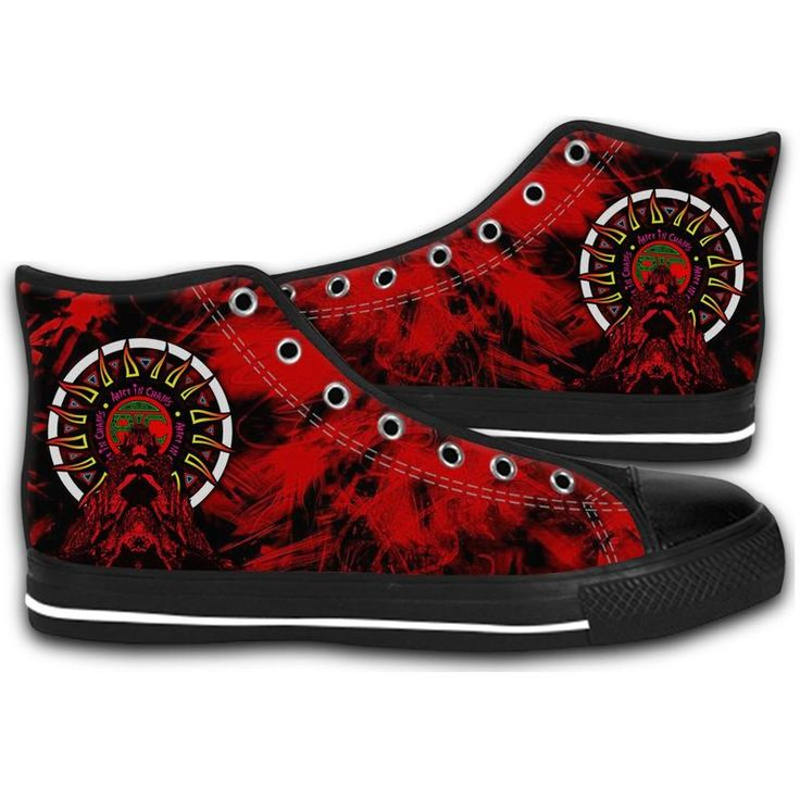 ALICE IN CHAINS NORTH AMERICA TOUR 2016 DATES HIGH TOP CANVAS SHOES MEN'S & WOMEN'S RUNNING   #sport,#running,#shoes,#new