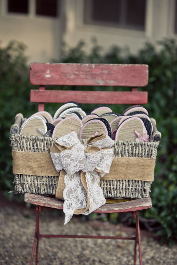 wedding ideas flip flop basket 25 best ideas about flip flop basket on 28103