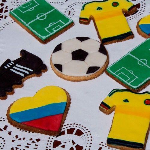 Galletas fiesta Colombiana