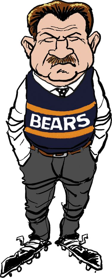 Mike Ditka, Faker's guide to Chicago Bears (Sept. 5, 2014)
