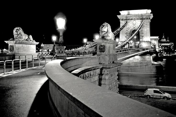 Chain Bridge in Budapest by Event photo- video