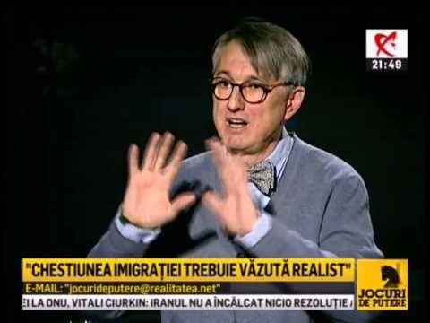 Interviu integral cu Horia-Roman Patapievici la Jocuri de Putere, cu Rares Bogdan. RealitateaTV, 14 martie 2016