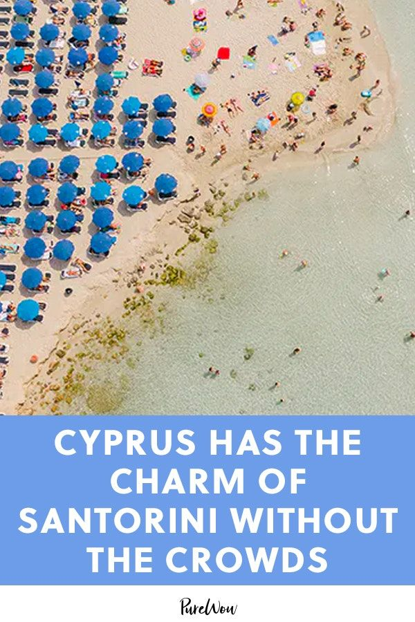 Cyprus Is The New Greece But Way More Affordable And Without The