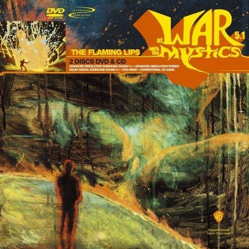 The Flaming Lips - At War with the Mystics 5.1 Surround Sound DVD [Album Cover]