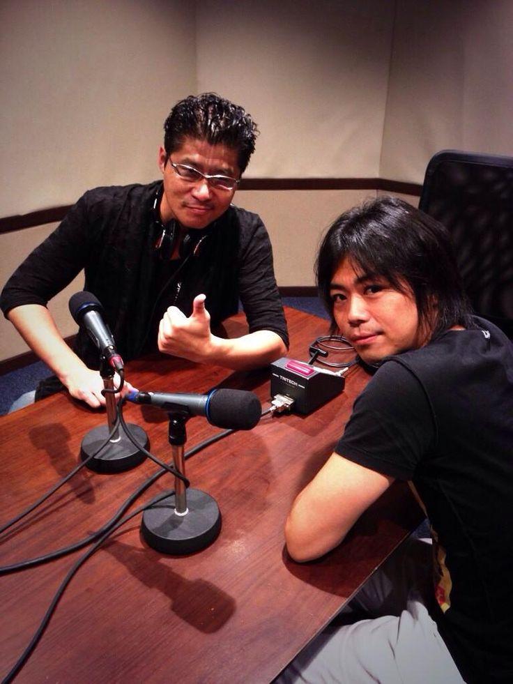 小山剛志 on Ampere, Takashi, Stationary bike