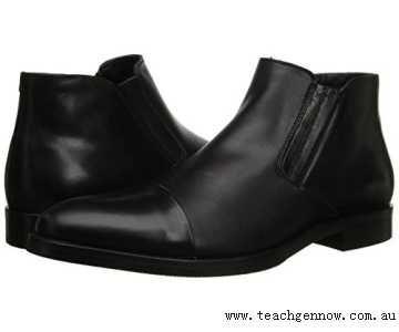 Men Chelsea Boots Shoes - New Arrival Kenneth Cole REACTION Men's Pivot-AL LE Chelsea Boot Sale Online Australia | Teachgennow.com.au