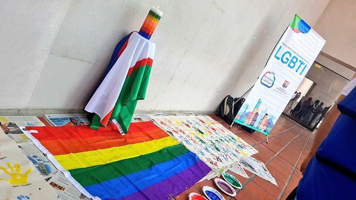"""lanzamiento de la campaña """"Desde el Comienzo Naturalmente Diversos"""" en el marco del Día Internacional contra la Homofobia y la Transfobia"""