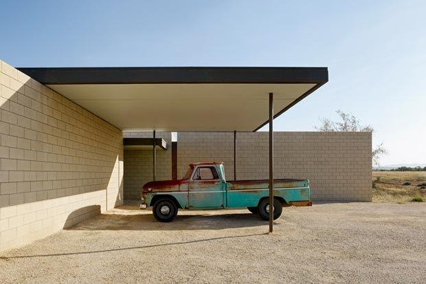 Photo: Matthew Millman / California Home + DesignArches Photography, House Tours, Pickup Trucks, California Homes, Open Spaces, Wide Open, Home Design, Outdoor Spaces, Robles California