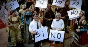 #comesivota Costituzione, domani si vota il referendum: ecco cosa dice la riforma: ...domani si vota il referendum: ecco cosa dice la…