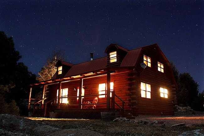 This is it! Our cabin for our 2015 Colorado vacation!