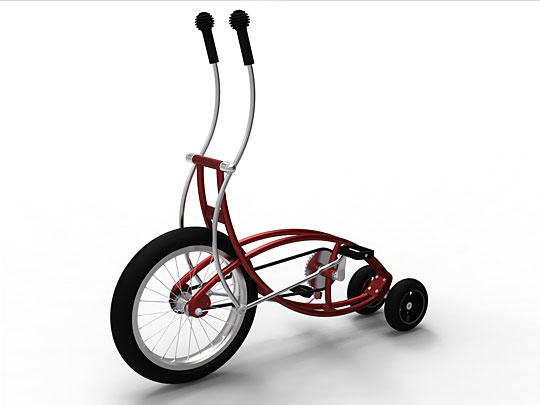 68 Best Images About Stand Up Stepper Bikes Stehrad On