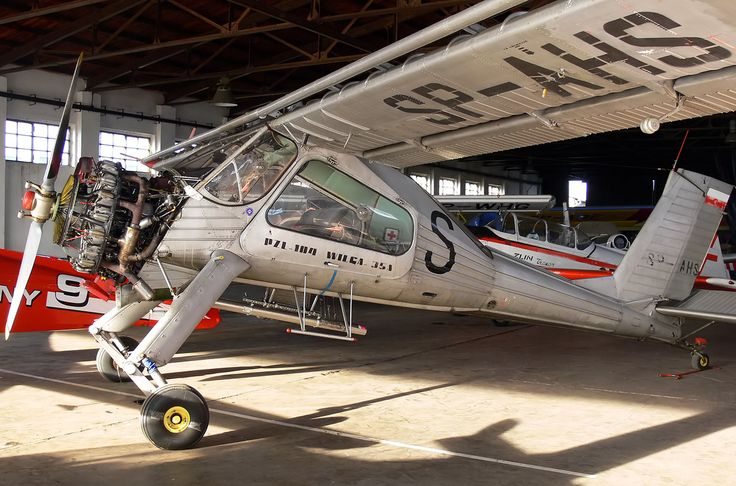 PZL-104 Wilga (Golden Oriole)