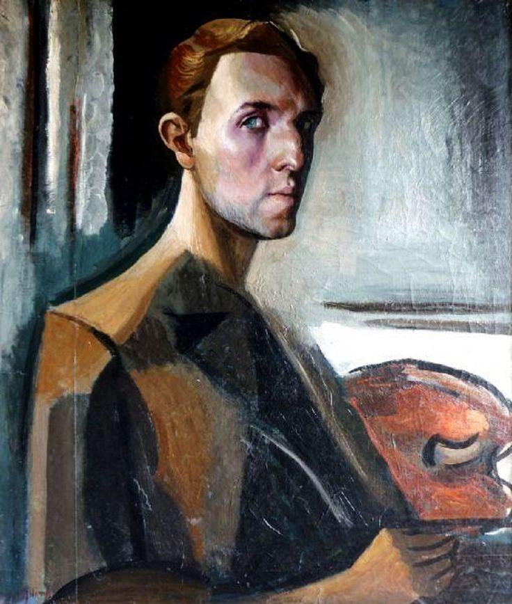 Autorretrato (1930) Lino Enea Spilimbergo