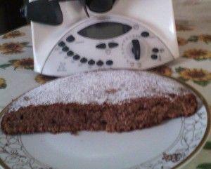 torta nutella e cocco Bimby+