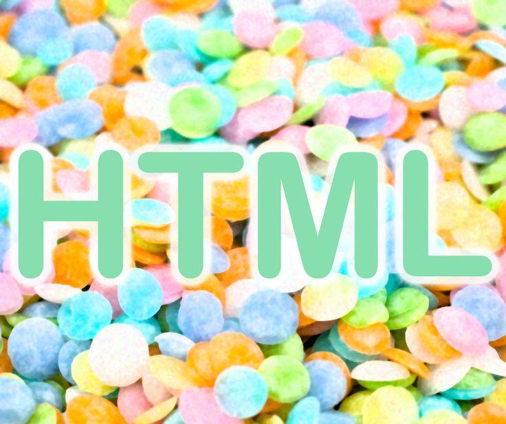 Un clásico que nunca pasa de moda... nuestro manual de HTML: http://www.desarrolloweb.com/manuales/21/