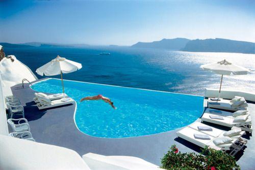 Wow...Santorini, Greece