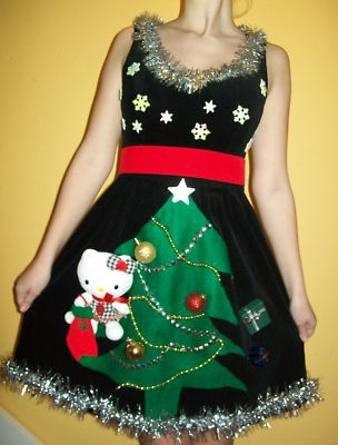 best ugly christmas sweater party outfit