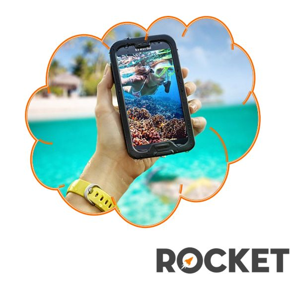 Combina Ahorro + Crédito para tener el celular que siempre has querido www.rocket.com.co