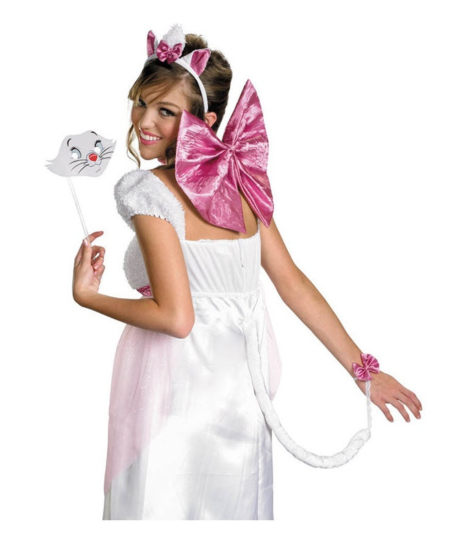 disguise marie aristocats costume baby lovee pinterest. Black Bedroom Furniture Sets. Home Design Ideas
