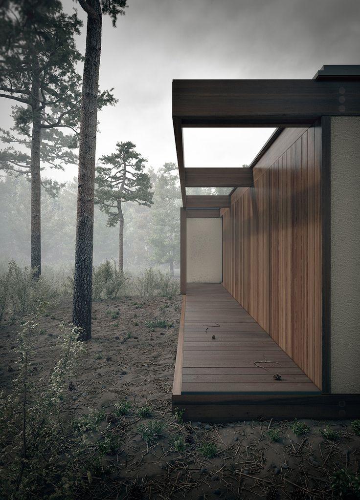 Treevillas by Jacinto Monteiro | Architecture | 3D | CGSociety