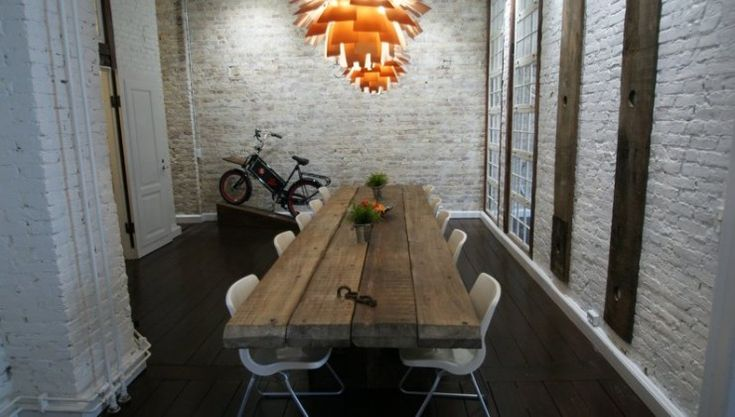 THORS Uniq made from reclaimed wharf timber from a Danish harbour